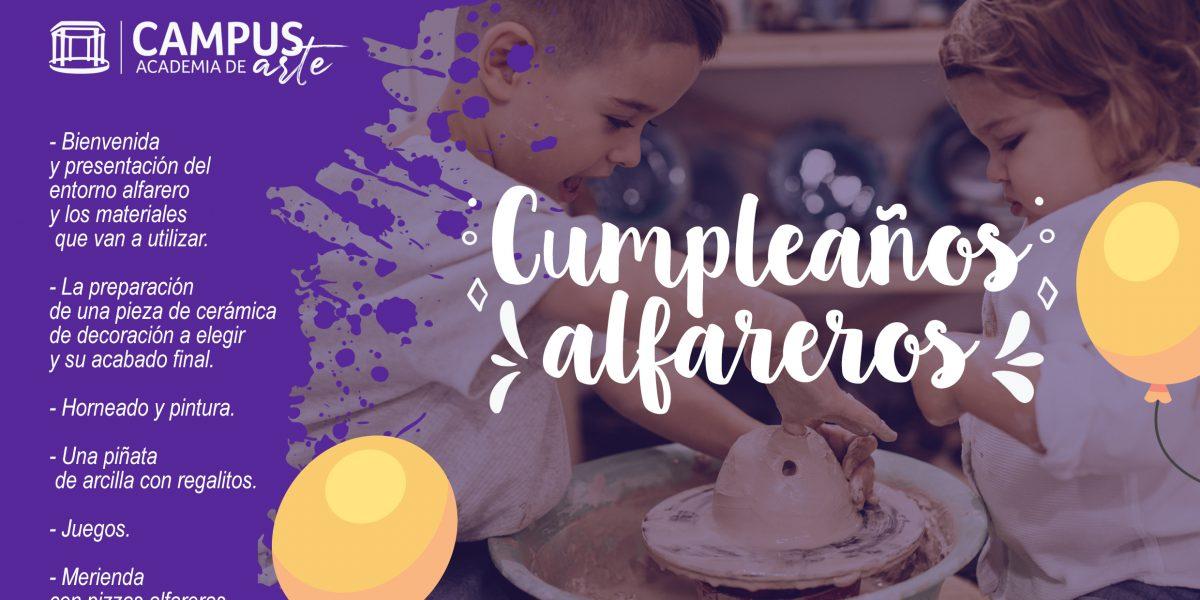Cumpleaños alfareros